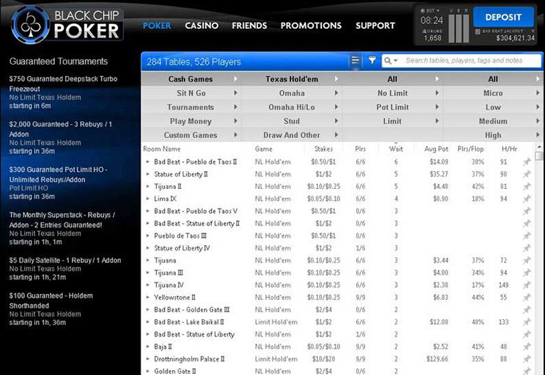 Poker money calculator