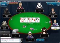 fulltilt game table